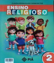 Ensino Religioso - Aluno - Vol 02 - Ef I - Positivo - didatico -