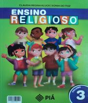Ensino Religioso - Aluno - Vol 03 - Ef I - Positivo - didatico -