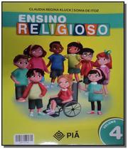 Ensino religioso - aluno - vol 04 - ef i - Positivo - didatico