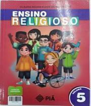 Ensino Religioso - Aluno - Vol 05 - Ef I - Positivo - didatico -