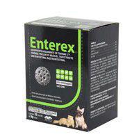Enterex Sachês 8g Carvão Ativado (cx 10 Unid) Vetnil -