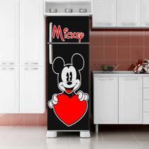 Envelopamento de Geladeira Mickey Mouse - Casa Harmonia