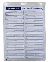 Envelope Acrimet 758 vai e vem plastico de circulação interna caixa com 50 unidades -