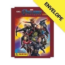 Envelope Avengers: Endgame - Contém 4 cromos + 1 Card - Marvel