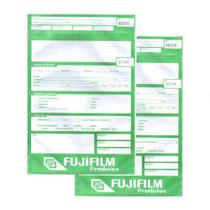 Envelope FUJIFILM - VERDE - 100 Folhas -
