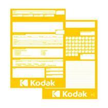Envelope KODAK - AMARELO - 100 Folhas -