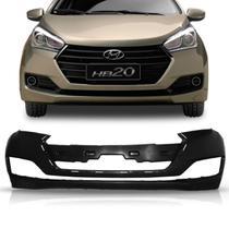 Envolvente Dianteiro Hyundai Hb20 2016 2017 2018 Preto Liso - Plastiron