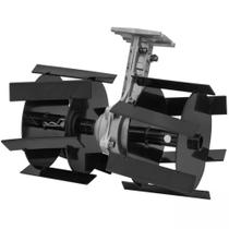 Enxada Rotativa p/Roçadeira Sthil 26mm eixo 5,7x5.7mm - Siga Tools