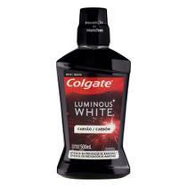 Enxaguante Bucal Carvão Zero Álcool Colgate Luminous White Frasco 500ml -