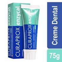 Enzycal 1450 Curaprox Creme Dental Suíço 75g -