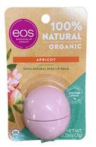 Eos Lip Balm Organic Apricot Protetor Labial -