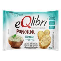 Eqlibri panetini sabor cottage c/ ervas 40g -
