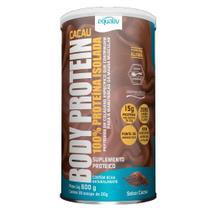 Equaliv Body Protein Cacau 600g -