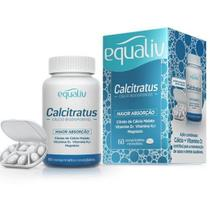 Equaliv Calcitratus 60 Comprimidos -