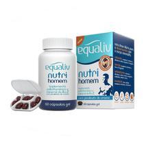 Equaliv Nutri Homem 60 Cápsulas -