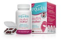 Equaliv Nutri Mulher 60 Cápsulas Gel - A a Z -