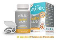 Equaliv Nutri Silver Multivitamínico 60 Cápsulas -