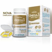 Equaliv Omega 3 HC 60 Cápsulas -