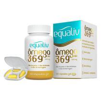 Equaliv Omega Mix 3 6 E 9 c/ 60 Cápsulas -