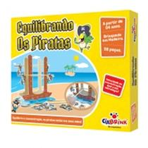 Equilibrando Os Piratas - Ciabrink