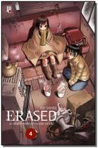 Erased - Vol. 04 - Jbc