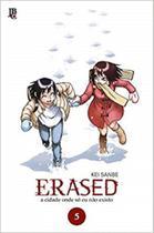 Erased - Vol 5 - Jbc - Japorama Editora E Comunicacao Ltda