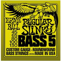 Ernie Ball - Encordoamento 045 Para Baixo 5C Regular Slinky 2836 -