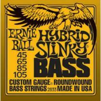 Ernie Ball - Encordoamento Baixo 4C Hybrid Slinky 2833 -
