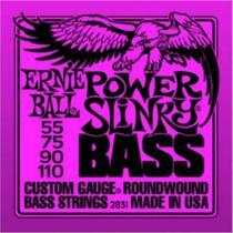 Ernie Ball - Encordoamento Para Baixo 4C Power Slinky 2831 -