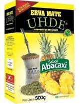 Erva Terere Uhde Abacaxi C/ Hortela Cx 500g -