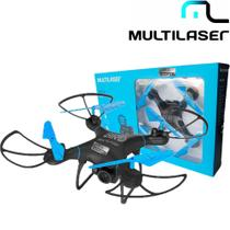 Es255 - drone bird câmera hd 1280p bateria 22 minutos alcance de 80m - Multilaser