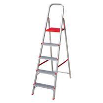 Escada de 5 Degraus Botafogo LarLazer Suprema - Alumínio -