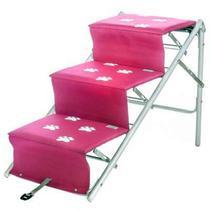 Escada ou Rampa Tubline Rosa -
