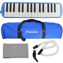 Escaleta 32 Teclas FT32K Azul Andaluz Com Bag -