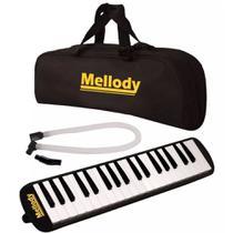Escaleta Mellody 37 Teclas Profissional + Bag -