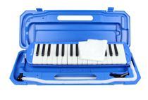 Escaleta melodica 32 teclas azul F a C Dolphin ESCALETA32AZ -