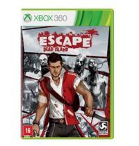 Escape Dead Island - Xbox 360 - Jogo
