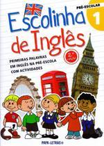 Escolinha de Inglês 1. Pré-Escolar - Papa-letras -