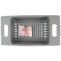 Escorredor Ajustável Para Pias Plástico 50,5 X 18 X 7,5 Cm - Clink