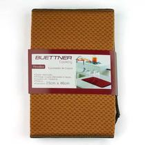 Escorredor Buettner P/ Copos Liso Microfibra 23x46cm Terracota -