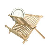 Escorredor de Louça Dobrável Bambu Wincy CLA06055 -