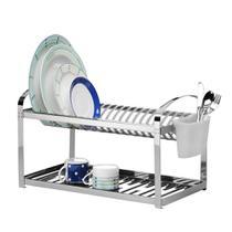 Escorredor de louças 16 pratos suprema brinox -