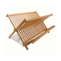 Escorredor de Louças Bambu Dobrável - Yoi