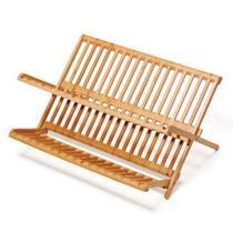 Escorredor de Pratos em Bambu Quioto PU-00303 WELF -
