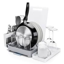 Escorredor Dobrável Foldaway Dish Rack Polishop -