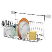 Escorredor p/ louca parede kit cozinha - utimil -
