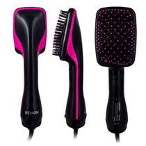 Escova Alisadora E Secadora De Cabelo Elétrica Hair - Beleza