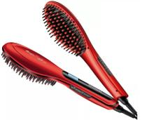Escova Alisadora Mondial Magic Brush Digital Bivolt