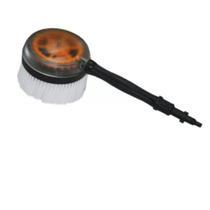 Escova com cerdas macias rotativa electrolux para lavar vidros / cadeiras / carros / decks -