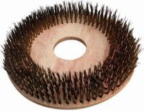 Escova de Aço COM flange 410 mm para enceradeira Cleaner -